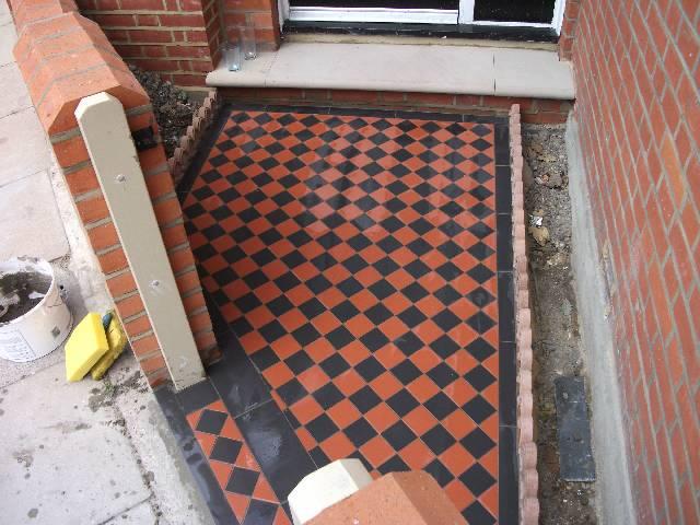 Travertine Tiles Victorian Flooring | All London Tiling