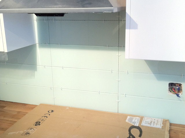 Glass Tiles | All London Tiling