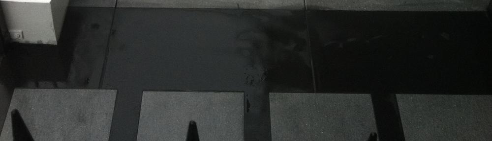 Slate Tile Pathway Bespoke